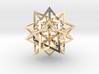 Great Rhombic Triacontahedron 3d printed