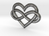 Polyamory Charm 3d printed