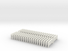Zaunelemente - 1:160 (N scale) 3d printed