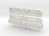 Replica Tubes 3d printed