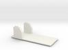 Rmah (A61), Deck (1:200 model) 3d printed