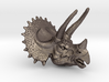 Triceratops Pendant 50mm 3d printed