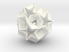 Nested 12 Star Ball 3d printed