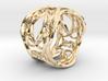 Ring Elegance - for royalty 3d printed
