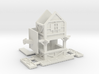 Fachwerkhausbude - 1:220 (Z scale) 3d printed
