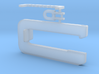 HO 1/87 concrete pipe / lifting hook 3d printed