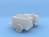 1/144 Trailerset (German power trailer + US water) 3d printed