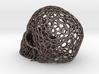 skull lamp 3d printed