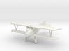 GWA05 Albatros DIII (1/144) 3d printed