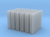 60 Rillenschwellen 0f - zur Landschaftsgestaltung 3d printed