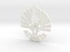 PANEM SIGIL EARRING ACCESSORY 3d printed