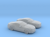1/148 2X 2015 Ford Mustang GT 3d printed