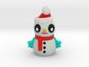 SNOWMAN B 3d printed