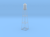 Water Tower II - Z Scale 3d printed