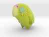 Kakapo Child (34mm) 3d printed