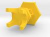 3D Japanese Stone Lantem 3d printed