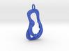Lucky Flip Flop Pendant 3d printed