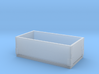 1:24 Heywood Small Removeable Top w/ Platform Rim 3d printed