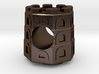 Gediminas Tower European Bracelet Charm 3d printed
