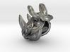 Rhino Pendant - Head  3d printed