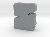 Game Piece, Stone Tablet Artifact 3d printed