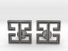 I cufflinks 3d printed
