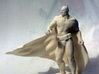 Batman 3d printed White & strong model printed