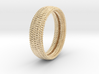 SCALES BANGLE WIDE 2.5in  3d printed