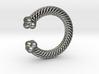 Viking Ring Gamma 3d printed