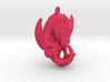 Plastic Baby Dragon Pendant 3d printed