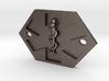 Med Alert Bracelet Charm 3d printed