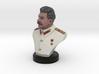 Joseph Stalin Bust 100mm 3d printed