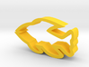 Fish shaped cookie cutter 3d printed