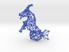 Capricorn Constellation Wireworks - 4cm 3d printed