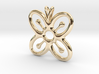 BESE SAKA Symbol Jewelry Pendant 3d printed