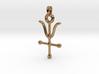 ANTIMONY Symbol Jewelry Pendant 3d printed