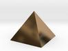 Harmonic Pyramid 3d printed