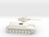 Type 4 Chi-to Japanese WW2 Tank 1/100th 15mm 3d printed