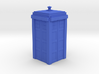 Dr. Who Tardis 3d printed