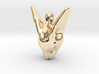 EGYPTIAN Mau Cat Symbol Jewelry Pendant 3d printed