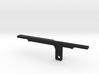 ThumbRail -Bridge-fits Fender Amer Dlx Jazz 4 3d printed