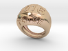 2016 Ring Of Peace 26 - Italian Size 26 3d printed