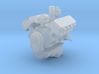 1/43 BBC Basic Block For Elect Fuel Pump 3d printed