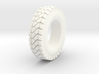 TIRE FOR CHARLIE 3d printed