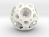 Nested Dodecahedron 3d printed
