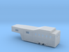 1/87th 28' Bloomers Type Horse Trailer 3d printed