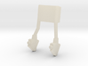 F12B-Folded TTCA Armrest-CDR Side 3d printed