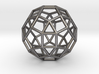 0275 Small Rhombicosidodecahedron E (a=1cm) #001 3d printed