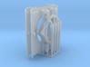 1/35 SPM-35-022-A HMMWV roof for turrets x2 in set 3d printed