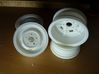 "6x Pinzgauer Rim 1.55"" (Wheel) 3d printed strong and flexible, polished"